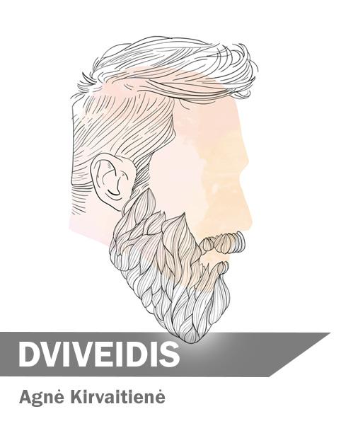 DVIVEIDIS - Agnė Kirvaitienė - ArSkaitei.lt