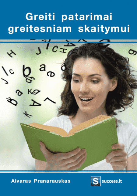 GREITI PATARIMAI GREITESNIAM SKAITYMUI - Aivaras Pranarauskas - ArSkaitei.lt