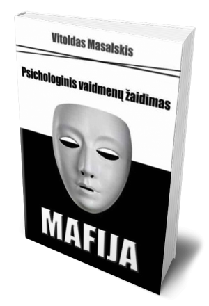 mafija, knyga