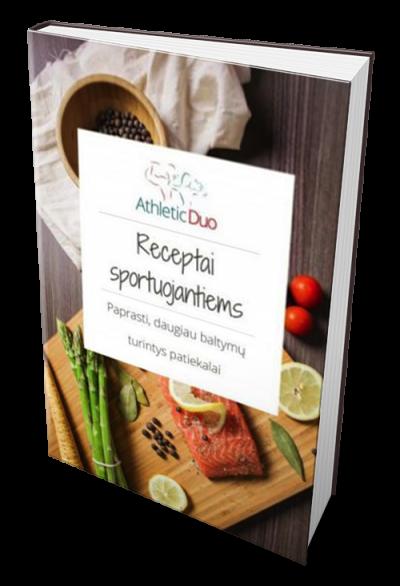 receptai, sportuojantiems, sportas, mityba, svoris, dieta, subalansuota, patiekalai