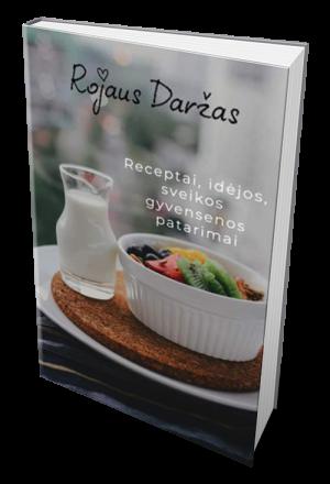 receptai, idėjos, sveikos, gyvensenos, patarimai