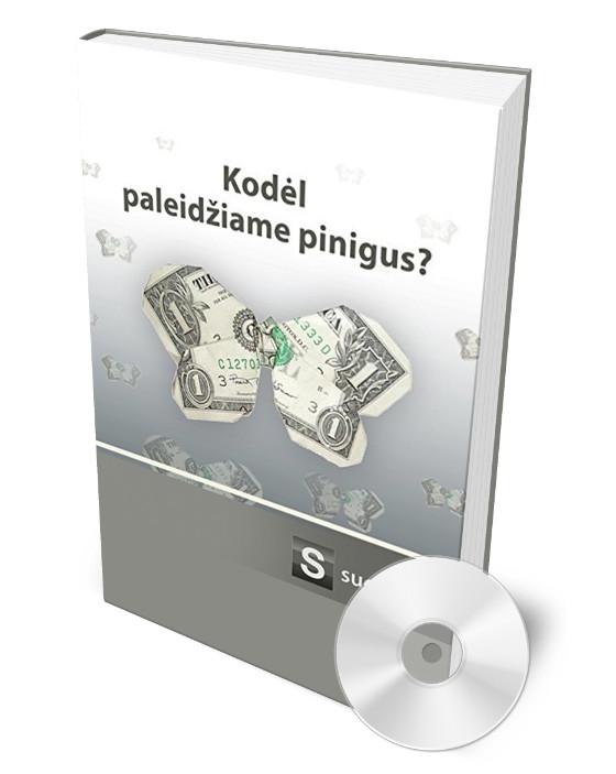KODĖL PALEIDŽIAME PINIGUS
