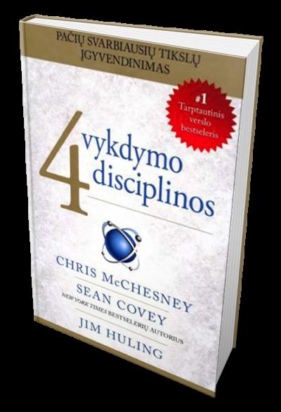 4, vykdymo, disciplinos, knyga, mokomoji