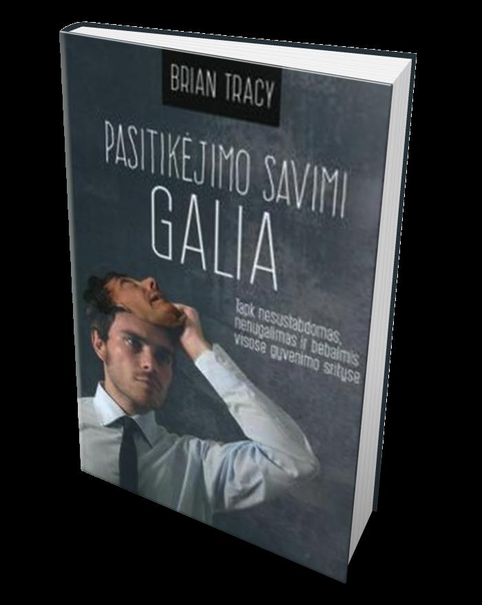 PASITIKĖJIMO SAVIMI GALIA