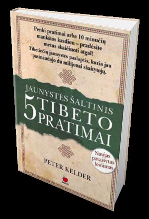 penki, 5, tibeto, pratimai, jaunystės, šaltinis