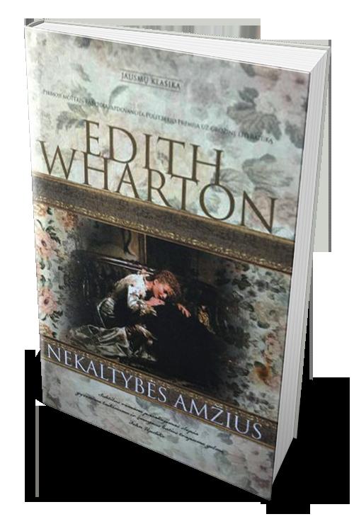 nekaltybės, amžius, edith, wharton