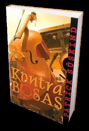 kontrabosas, bosas, solo, muzika, knyga
